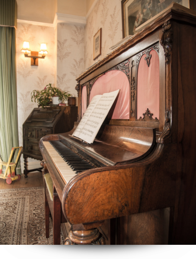 Professional Piano Tuner in Moseley